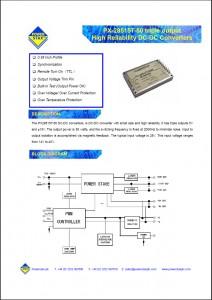 PX28515T-50 Datasheet