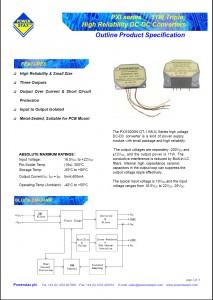PXI19200N12T-11 Datasheet