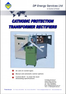 Cathodic Protection Solutions from Powerstax
