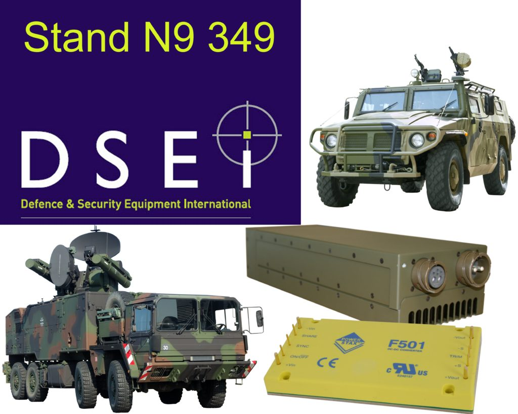 Powerstax at DSEi 2011