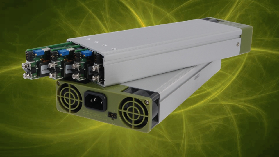Multistax<sup>®</sup> & Medistax<sup>®</sup> Configurable Power Supplies