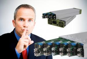 Powerstax Ultra-Low Noise Power Supplies