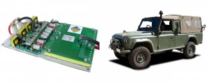 Case studies relating to power solutions for mobile vehicle and other similar applications