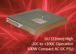 FAC Ultra Low Profile Baseplate AC-DC Solution