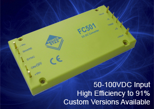 FC501 Brick for Fuel Cell Applications