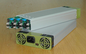 Highly Configurable 1U Switch Mode Power Solution