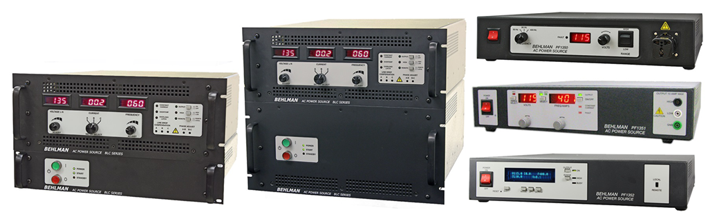 BL High Power AC Output Power Supplies