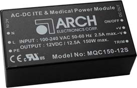 Click here for datasheet on MQC150 series
